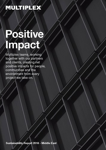 Middle East Positive Impact Report