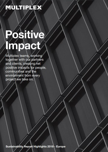 Europe Positive Impact Report